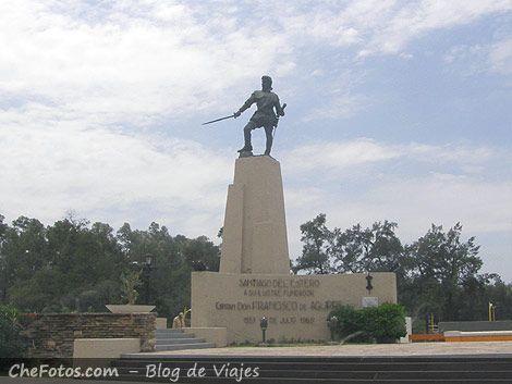 Monumento Aguirre - Sgo. del Estero