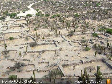 Ruta 40 - Las ruinas y la Ciudad Sagrada de los Quilmes