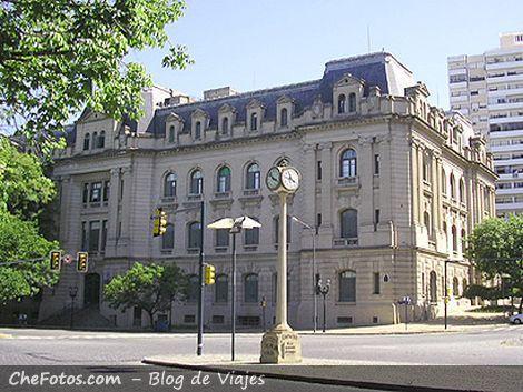 Edificio de la Aduana de Rosario