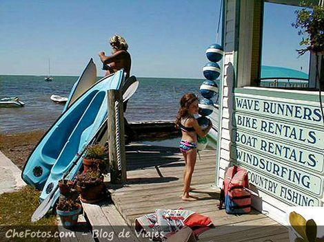 Alquiler de Windsurf y Jet Sky en Key Largo