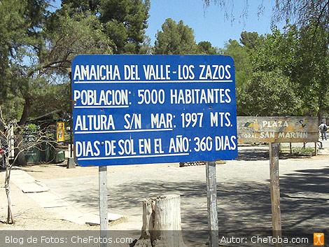 Fotos de Amaicha del Valle - Tucumán 2
