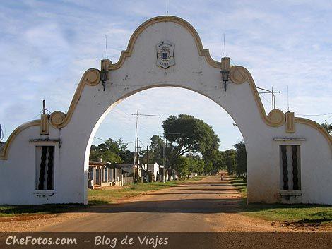 Bienvenidos a Yapeyú Corrientes
