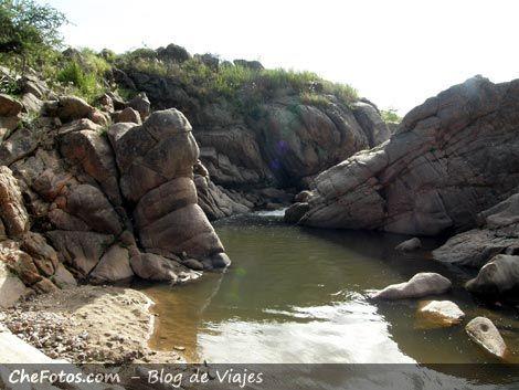 Cañadas y cajones del Río Achiras