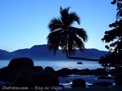 Amanecer en Isla Grande