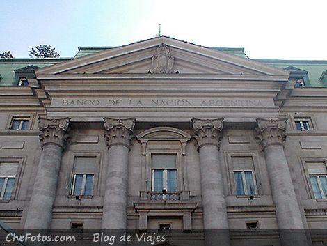 Edificio del Banco de la Nación Argentina