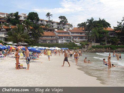 Playa de Bombinhas - Brasil