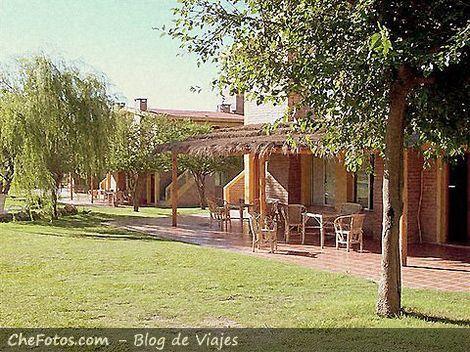 Cabañas Ocho Soles en Las Rabonas Córdoba