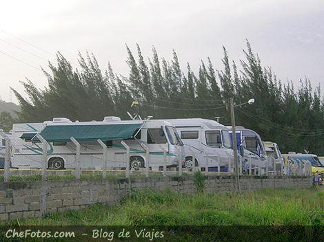 Camping Garopaba - Motor Home