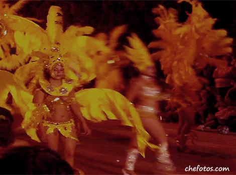 Carnavales en Villa Nueva - Córdoba