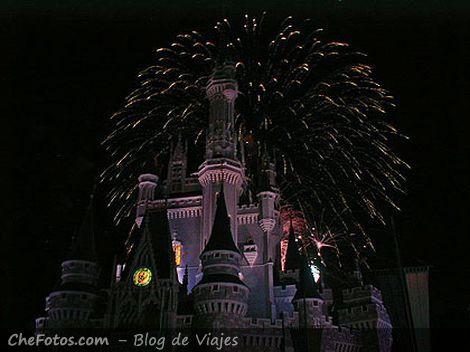 El castillo de La Cenicienta a pura fiesta