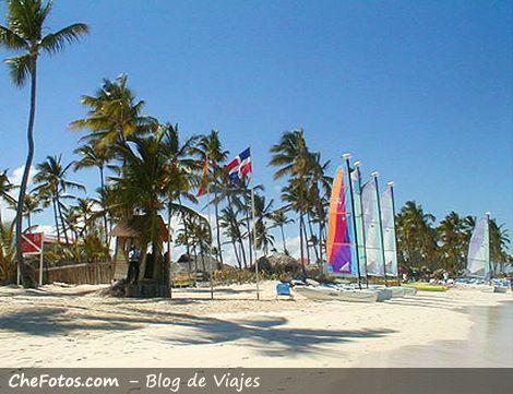 Actividades náuticas en Punta Cana