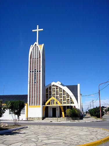 Iglesia Catedral de Puerto San Julián
