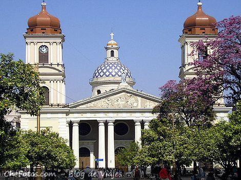 Foto de la Catedral de Tucumán