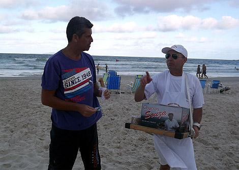 Vacaciones bien familiares en el Sur de Brasil