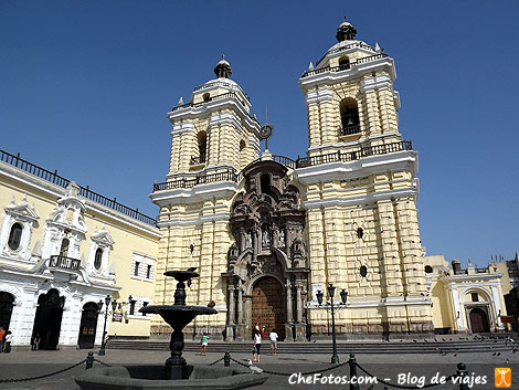 Qué visitar en Lima en poco tiempo