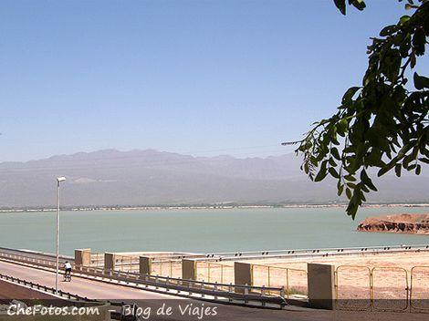 Dique de Ullum, San Juan, Argentina