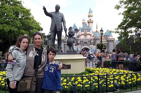 Castillo Castillo de Disney Los ÁngelesDisney Los Ángeles