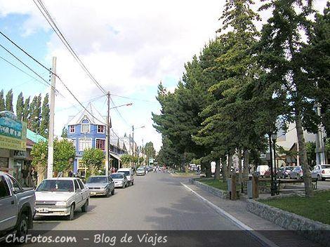 Ciudad de El Calafate, Santa Cruz