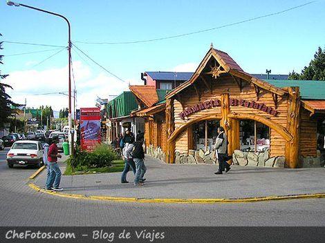Arquitectura de la ciudad El Calafate
