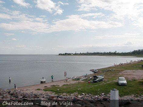 Lago Embalse de Río Hondo