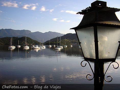 Playa do Pontal, Angra dos Reis, Yacht Club