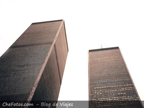 World Trade Center, Las Torres Gemelas