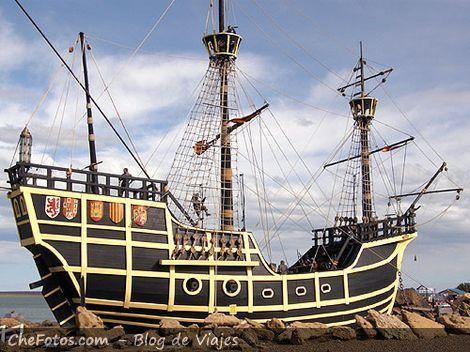 El Galeón Nao Victoria