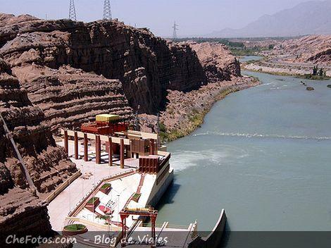 Complejo Hidroeléctrico de Ullum