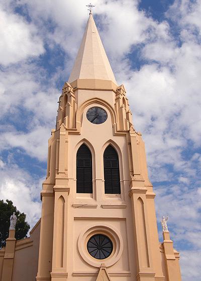 Iglesia de Nuestro Señor Hallado
