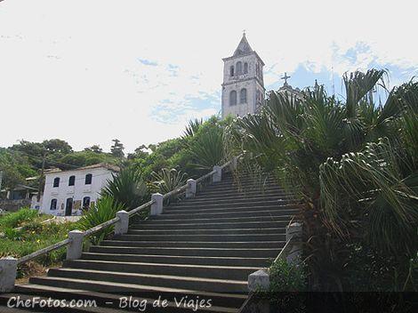 Iglesia de Garopaba - São Joaquim