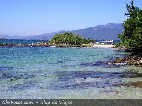 Ilha de Cataguases, Angra, Brasil