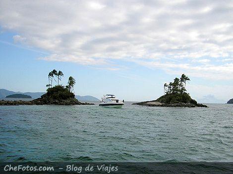 Ilhas Botinhas - Angra dos Reis