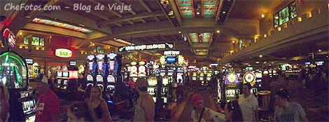 Un buen hotel y barato en Las Vegas