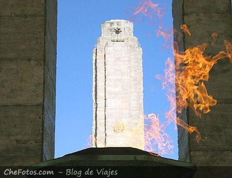 Rosario, Monumento a la Bandera