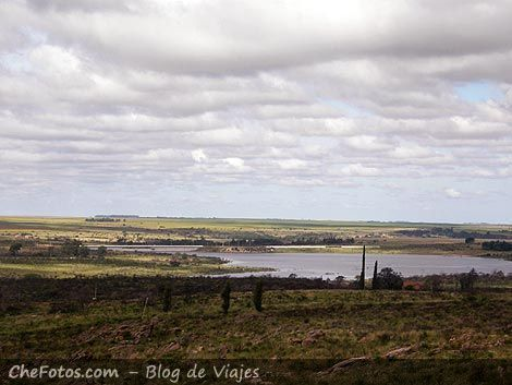 Represa Las Lajas - Achiras