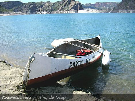Alquiler de piraguas en el lago
