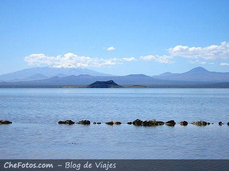 Laguna de Llancanelo, Mendoza