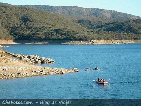 Las Rabonas, Dique la Viña, Club de Pesca