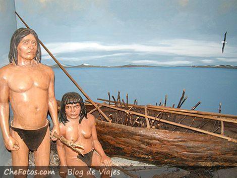 Aborígenes de Ushuaia, lo Yamanas