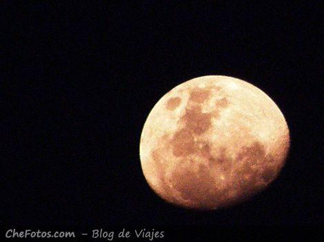 La luna sobre James Craik, Córdoba