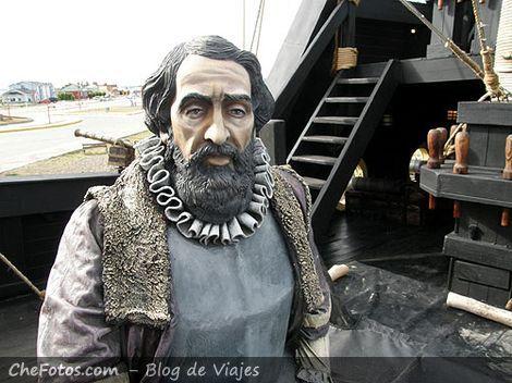 Magallanes a bordo del Nao Victoria
