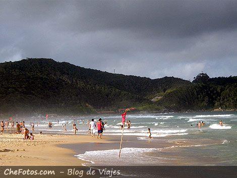 Praia Mariscal - Bombinhas
