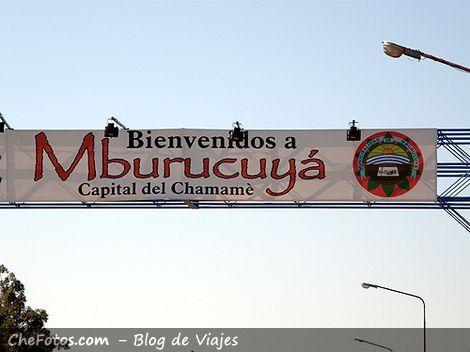 Mburucuyá Corrientes Capital del Chamamé