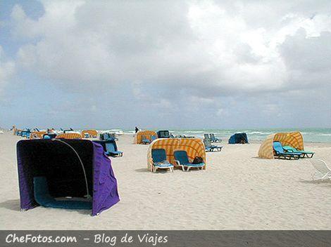 Playa de Collins Park, South Beach, Miami