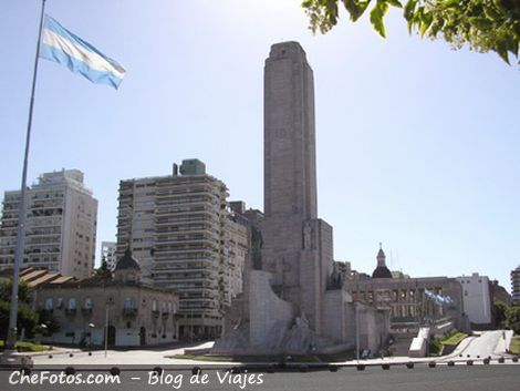 El Monumento a la Bandera, Rosario