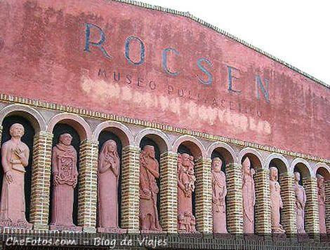 Museo de Rocsen, Nono, Córdoba