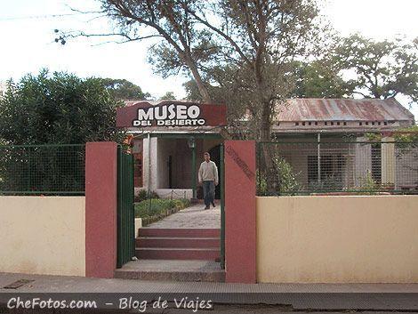 Museo del Desierto, Achiras, Córdoba