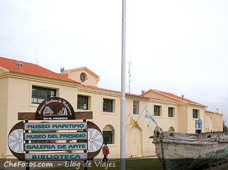 Museo Marítimo y presidio de Ushuaia