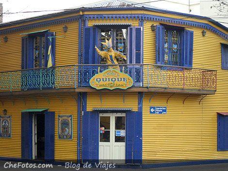 Museo de Quique en La Boca