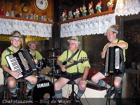 Músicos Alemanes en Villa General Belgrano